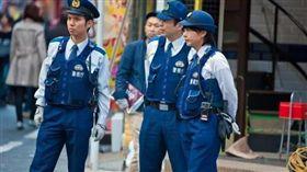 ▲日本警察(圖/翻攝網路)