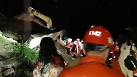 中國大陸四川省宜賓市長寧縣發生地震(圖/翻攝自長寧發布微博)