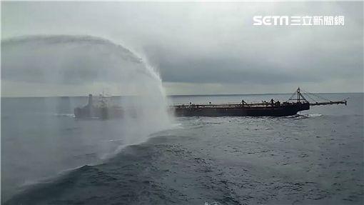 澎湖,無人機,水砲,抽砂,護漁