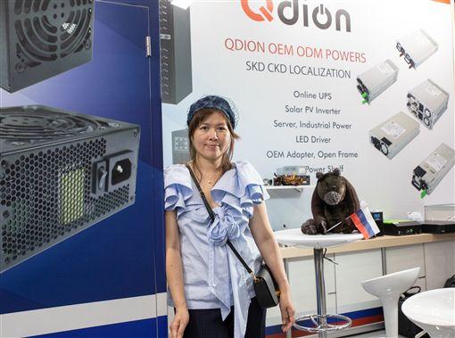 隻身赴俄羅斯15年 女老闆將台灣電源供應器發揚