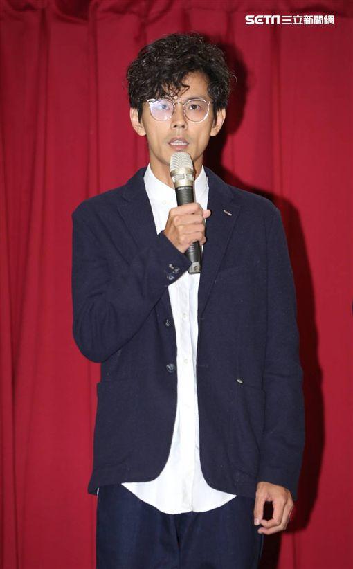 浩角翔起道歉記者會(圖/記者林士傑攝影)