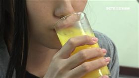 圖/資料照,喝果汁,果汁
