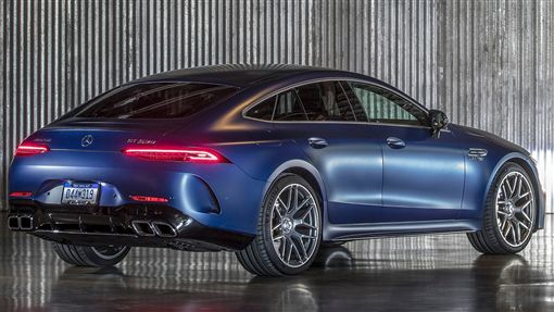 ▲Mercedes-AMG GT 4-Door Coupe 63 S 4MATIC+(圖/翻攝網路)