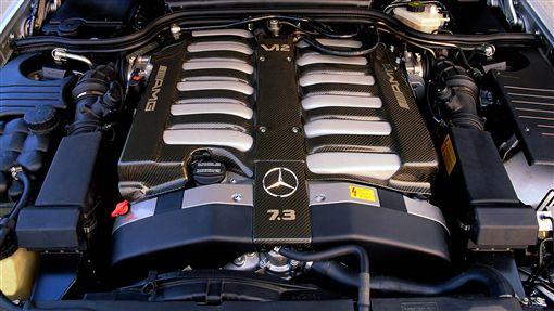 ▲Mercedes-Benz SL73 AMG(圖/翻攝網路)