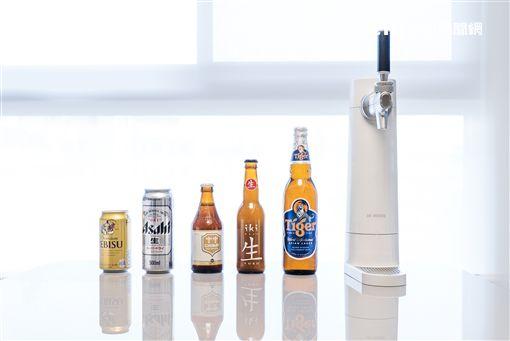 群光電子,日本,amadana,ONE amadana,家電,超音波啤酒泡泡機