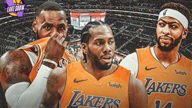 NBA/沃神爆:湖人不會簽第3巨頭 NBA,洛杉磯湖人,LeBron James,Anthony Davis,3巨頭,Kawhi Leonard 翻攝自推特