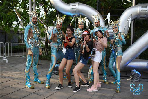 泰國S2O濕身電音趴7月登台 14名大咖DJ嗨翻全場
