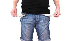 沒錢,男子,/翻攝自Pixabay