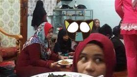 馬來西亞,穆斯林,開齋節,女鬼,年餅(圖/翻攝自中國報)