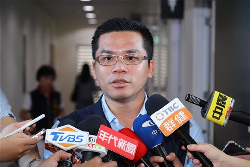 台中新聞局長吳皇昇/市政府提供