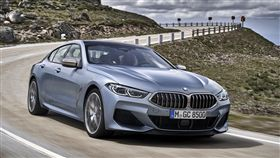 ▲BMW 8 Series Gran Coupe(圖/翻攝網路)