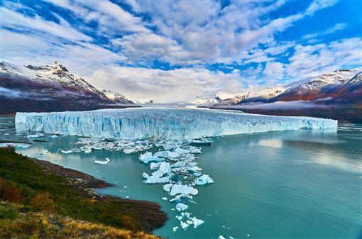 ▲摩雷諾大冰河彷彿將電影中的場景搬到現實生活中(圖/shutterstock.com)