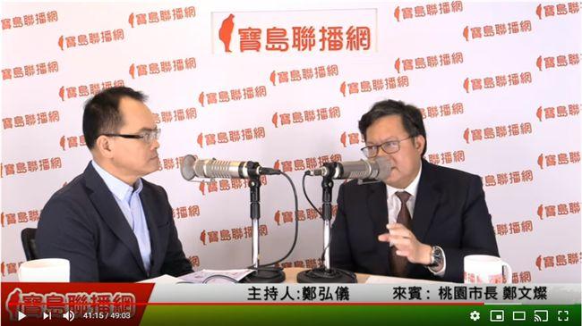 韓國瑜「一周一造勢」!鄭文燦談登革熱嘆:他還不在狀態上