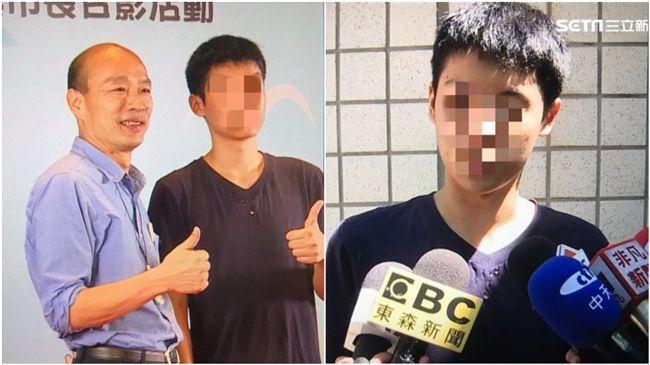 誰該醒醒?韓國瑜VS.15歲國中模範生 網一面倒相信他