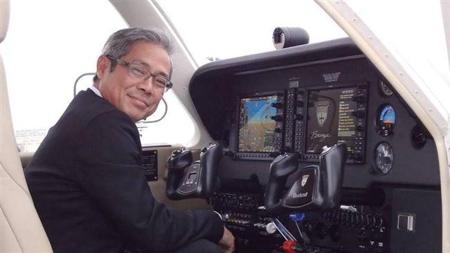 飛特立航空董事長楊宿智驚傳墜機 喪命美國享壽61歲