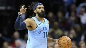 NBA/重磅交易!灰熊送出忠臣康利 NBA,曼菲斯灰熊,Mike Conley,猶他爵士 翻攝自推特