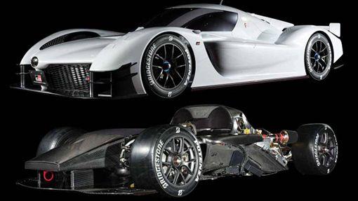 ▲Toyota GR Super Sport賽車。(圖/翻攝網站)