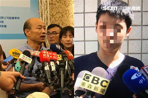韓國瑜,模範生,嗆聲,市長,總統
