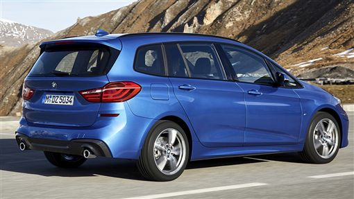 ▲BMW 2-Series Gran Tourer(圖/翻攝網路)