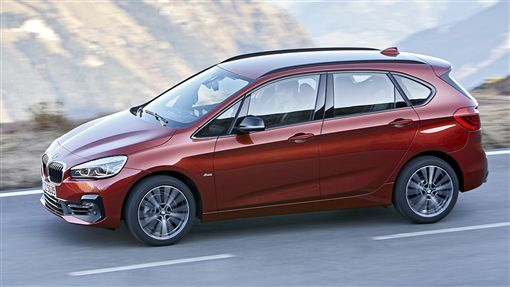 ▲BMW 2-Series Active Tourer(圖/翻攝網路)