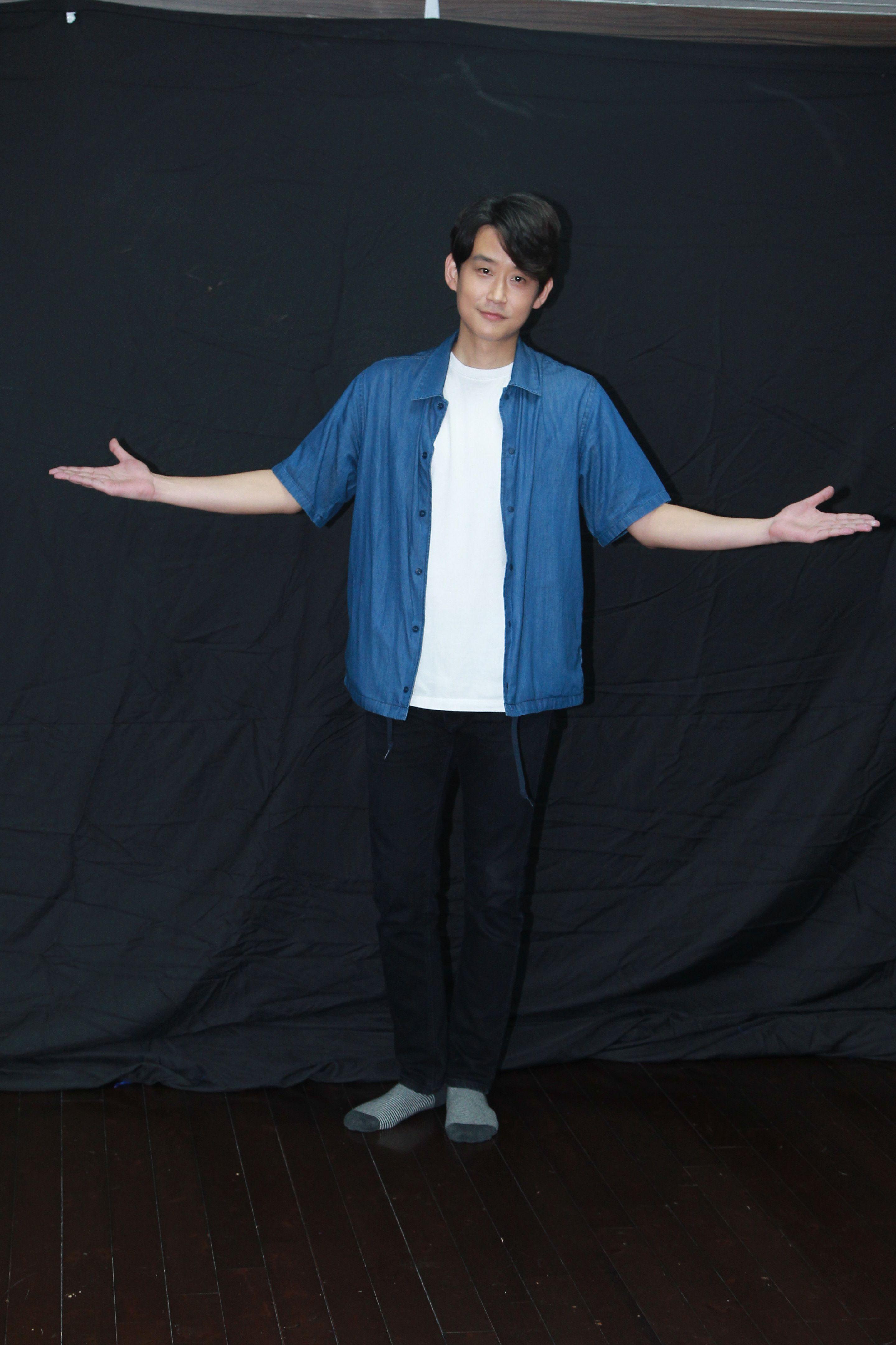 「搭錯車」音樂劇演員陳乃榮。(記者邱榮吉/攝影)