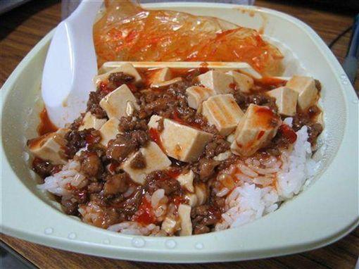 麻婆豆腐,微波食品,綠咖哩,霸主,PTT 圖/翻攝自PTT
