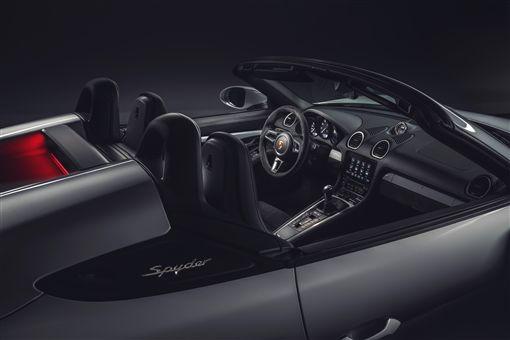 ▲Porsche 718 Spyder。(圖/提供)