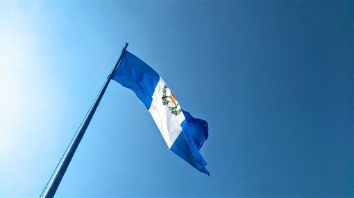 瓜地馬拉,國旗(圖/翻攝自pixabay)