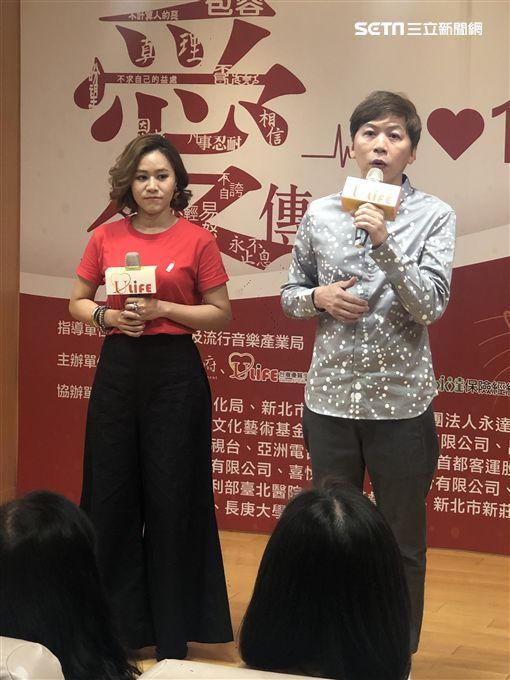 記者林芷卉攝影 張帝,向娃、李明依、文香、文夏、劉福助