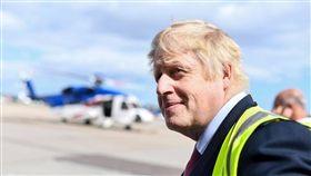 強生,英國,首相(圖/翻攝自Boris Johnson臉書)