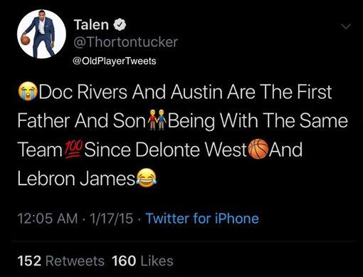 NBA/喜當湖人 他提詹皇醜聞遭爆NBA,洛杉磯湖人,Talen Horton-Tucker,LeBron James翻攝自推特