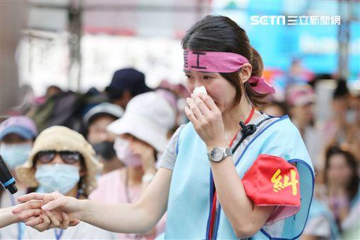 長榮罷工DAY2 20190621記者林士傑攝影