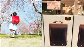 (圖/翻攝自爆廢公社、免費圖庫Pakutaso)日本,小學生,書包,Costco