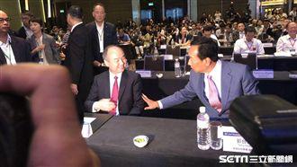 郭:總統任內成立十家迷你獨角獸公司