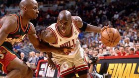 Michael Jordan。(圖/翻攝自推特)