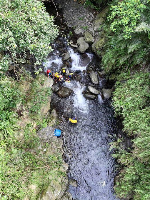 神山瀑布,溺水,屏東