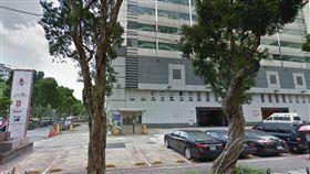 台北,火警,仁愛醫院,急診室,醫療器材(圖/翻攝自Googlemap)