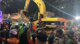 柬埔寨,豆腐渣,中資,工安,意外,倒塌,大樓 推特