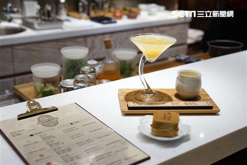 春水堂,桃園藝文店,吧台