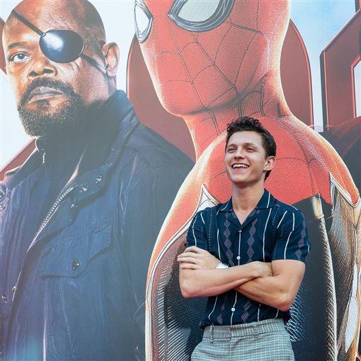 湯姆霍蘭德自爆三年前就透露兩人「鋼鐵人會死」。(圖/翻攝自spiderman movie IG)