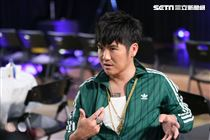 曹格以全新身分「曹小格」推出全新創作專輯「曹小格Super Junior」。(記者林士傑/攝影)