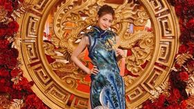 蘿莉塔在北京正巧逛到《美少女戰士》賣店。(圖/翻攝自蘿莉塔粉專)