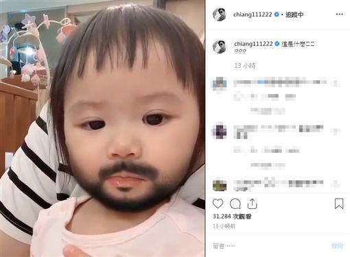 江宏傑,小小愛/翻攝自江宏傑IG