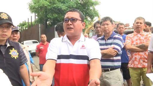 廢五金場違法經營 都發局欲強拆爆衝突