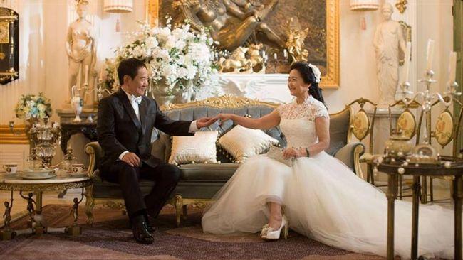 結婚39年紀念日 馬如龍「回來」了