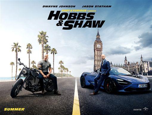 《玩命關頭》「唐老大」馮迪索(Vin Diesel)、「莉茲」蜜雪兒羅德里奎茲(Michelle Rodriguez)。IMDB