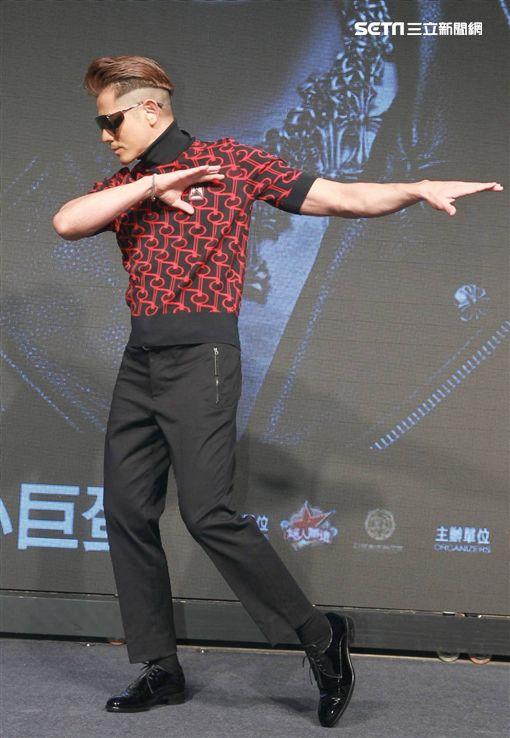 郭富城 記者邱榮吉攝影