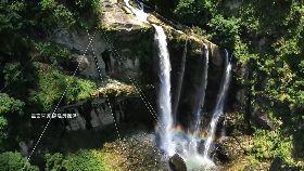 雨後蓬萊瀑1800