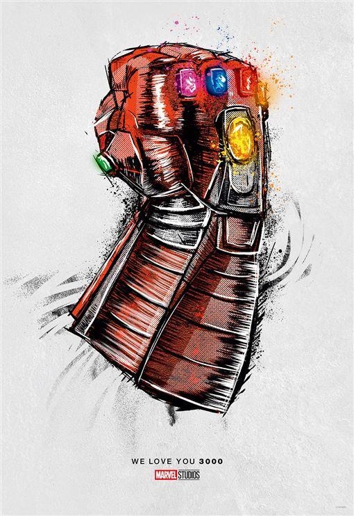 復仇者聯盟,終局之戰,鋼鐵人/迪士尼提供
