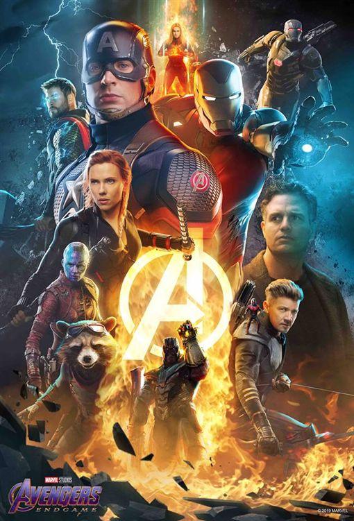 復仇者聯盟,終局之戰,鋼鐵人/翻攝自Marvel臉書